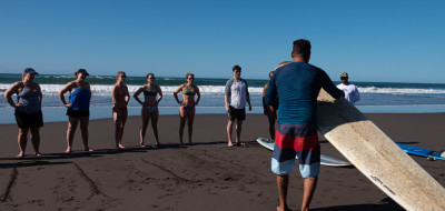 Punta Roca Surf Camp - Beginners